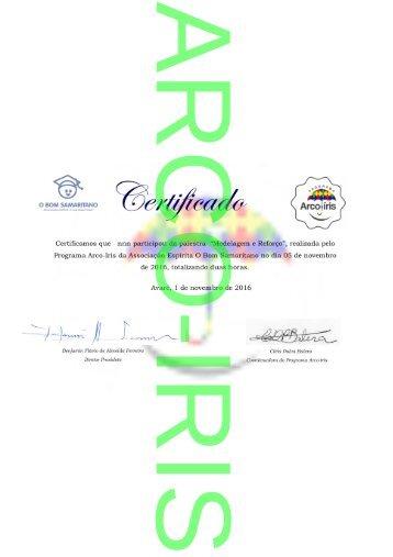 certificado LIBRE
