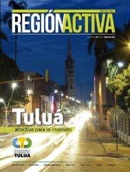 REVISTA REGIÓN ACTIVA EDICIÓN No. 6 - MARZO 2017