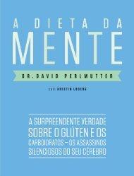A dieta da mente David Perlmutter