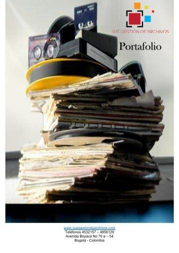 SUE Gestion de Archivos