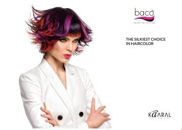 BACO COLOR MANUAL