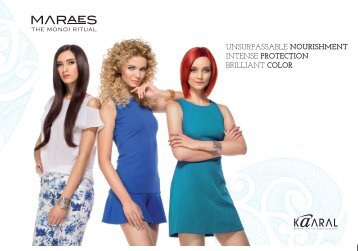 MARAES NON AMMONIA HAIR COLOR