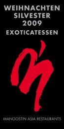 weihnachten silvester 2009 exoticatessen - Mangostin