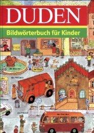 DUDEN Bildworterbuch Fur Kinder
