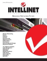 Wireless Networking Routers Antennas Switches ... - IC INTRACOM