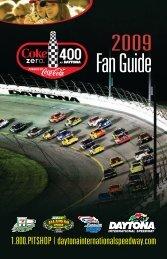 Daytona Fan Guide - Get Racing Info