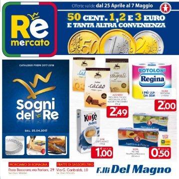 50 cent.1, 2 e 3 euro e tanta altra convenienza