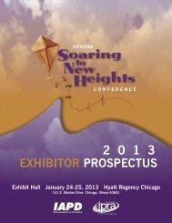 Exhibitor Prospectus - IL Parks Conference