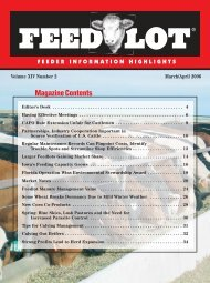 March/April - Feedlot Magazine