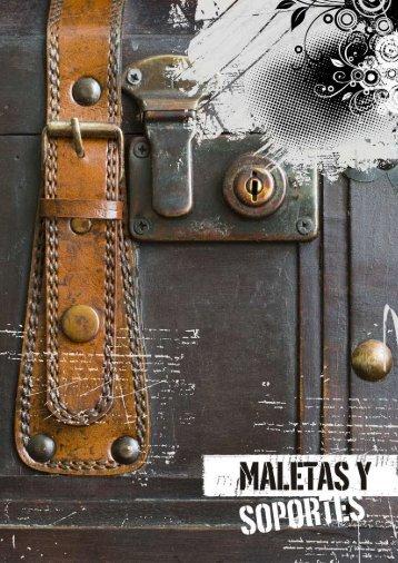 maletas y soportes - Mge.es