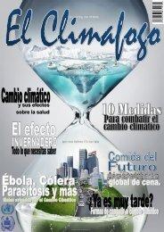 Revista cambio climatico