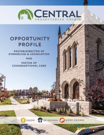 Central Presbyterian Church Opportunity Profile