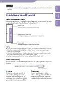 Sony NWZ-B153F - NWZ-B153F Consignes d'utilisation Tchèque - Page 2