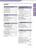 Sony NWZ-B153F - NWZ-B153F Consignes d'utilisation Norvégien - Page 3