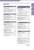 Sony NWZ-B153F - NWZ-B153F Consignes d'utilisation Polonais - Page 3