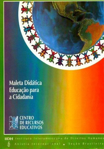 Maleta Didática Educaçao para - IIDH