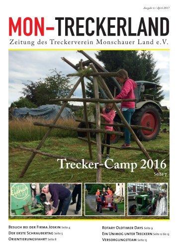 MON-Treckerland - Ausg. 6