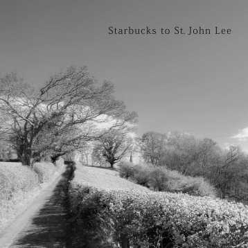 Starbucks to St. John Lee
