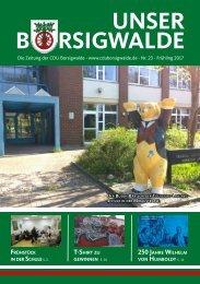 Unser Borsigwalde (April 2017)