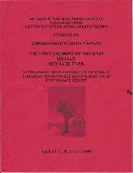 6013/2008 Summer Vituscan History