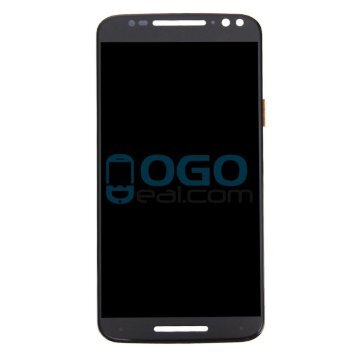 LCD & Digitizer Touch Screen Assembly Replacement for Motorola Moto X Pure Edition XT1575 - Black