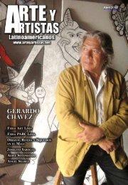 Revista Arte y Artistas edición Abril 2017
