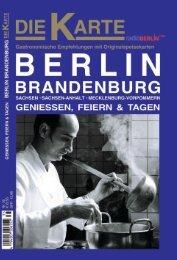 Berlin zum Fressen gern - ANNALISA das Beauty- und Wellness ...