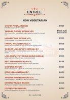 Dining Menu - Page 2