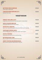 Dining Menu - Page 3