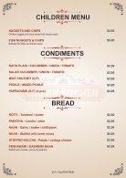 Dining Menu - Page 7