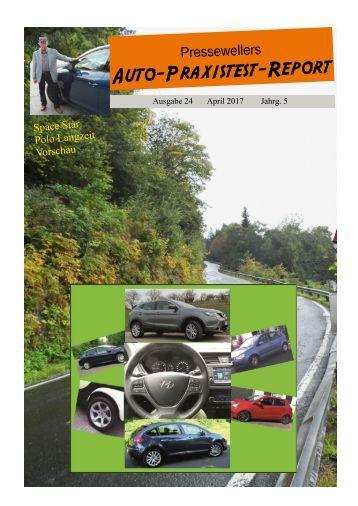 Auto-Praxistest-Report 24