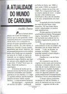 Quarto de Despejo - Carolina Maria de Jesus - Page 2