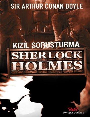 Arthur-Conan-Doyle-Sherlock-Holmes-Kızıl-Soruşturma