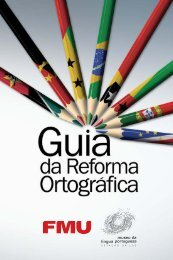 Guia da reforma ortografica