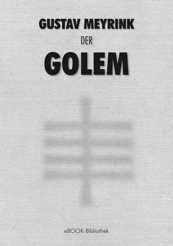 Der Golem von Gustav Meyrink