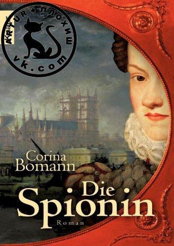 Die Spionin von Corina Bomann