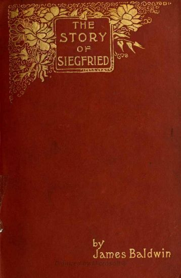 The story of Siegfried (1888)