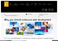 Why should I outsource web development