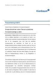Pressemitteilung 45.2012 - PresseBox