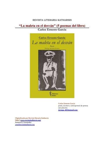 """""""La maleta en el desván"""" (5 poemas del libro - Revista literaria ..."""