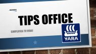 TIPS OFFICE