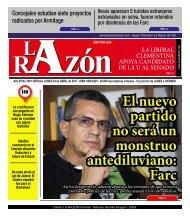 Diario La Razón lunes 24 de abril de 2017