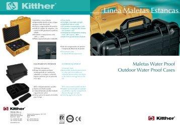 Máxima resistencia y seguridad en condiciones extremas ... - Kitther