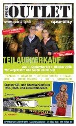 Grosser Ski- und Boardverkauf aus Test-, Miet- und ...