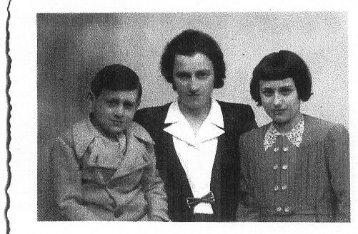 Foto Ida, Leda e Bruno per Febo