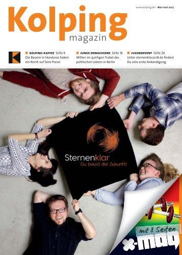 Kolpingmagazin 05-06 2017