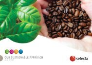 OUR SUSTAINABLE APPROACH