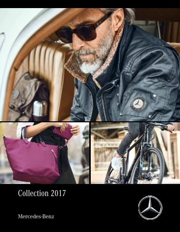 Mercedes-Benz Collection 2017.