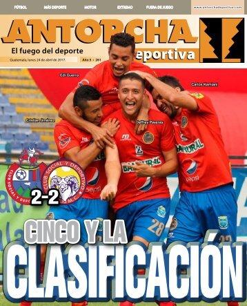 Antorcha Deportiva 261