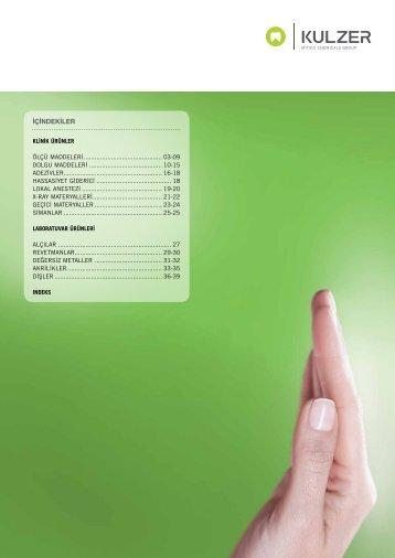 Kulzer 2017 Katalog